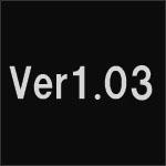 Ver1.03新フリーモード搭載!